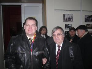 alexandru balan belgradeanu - Nicolae Dabija