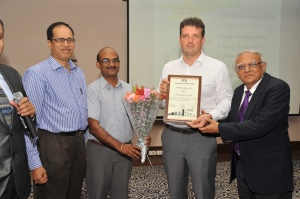 ariel sefi Everal Award